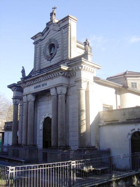 Il santuario di Maria Santissima delle Grazie