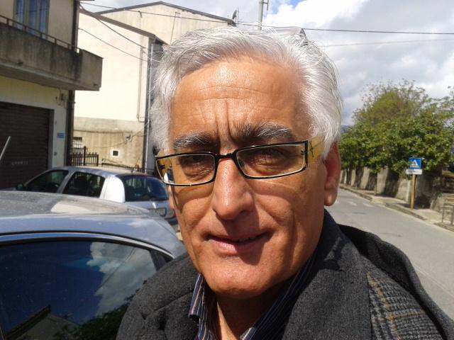 Il sindaco di Squillace Pasquale