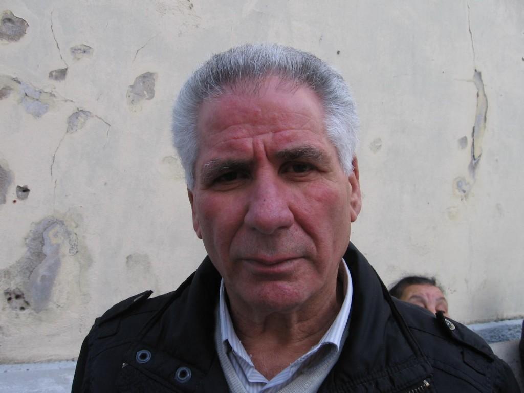 """Franco Fodaro, candidato a sindaco di """"Arcobaleno. Insieme per realizzare"""""""