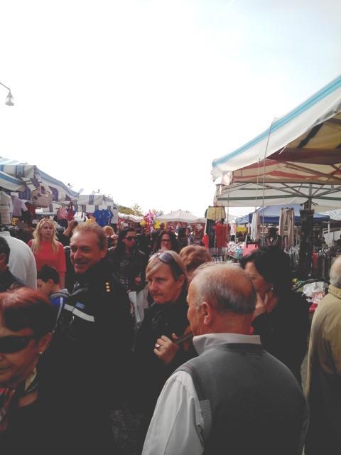 Invasione: le migliaia di visitatori oggi a Soverato