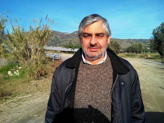 L'assessore Felice Siciliano