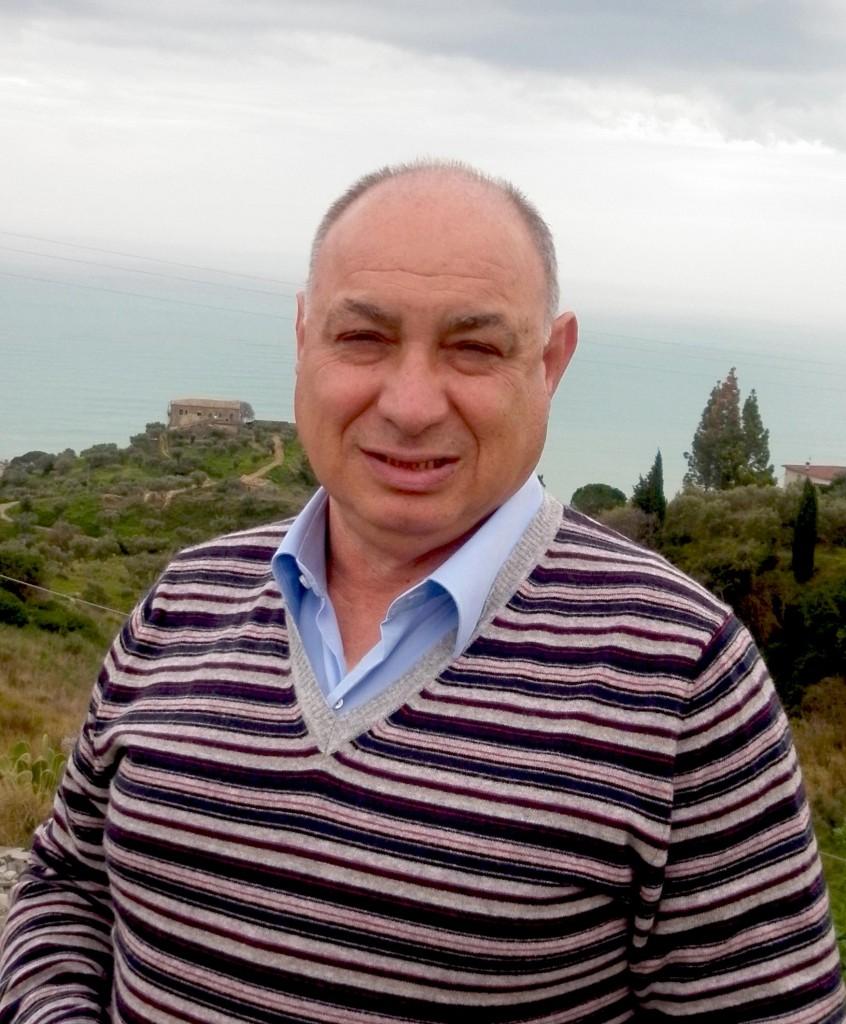"Joe Calabretta, fondatore di ""Insieme per cambiare"""