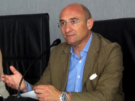 Il direttore generale dell'Asp di Catanzaro Gerardo Mancuso