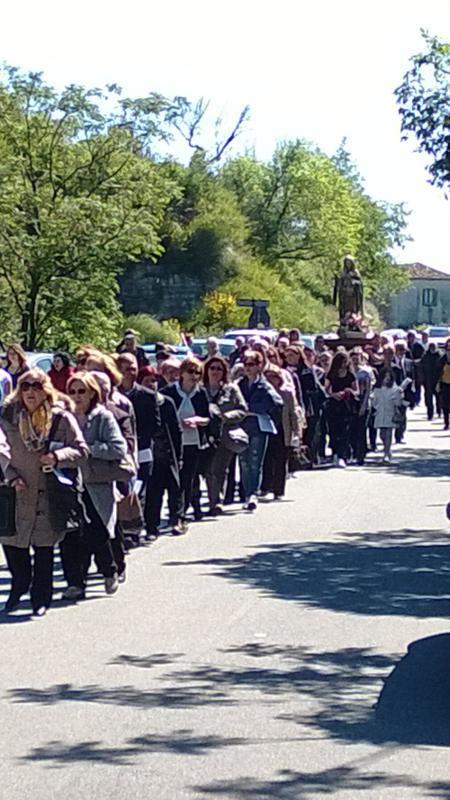 """Lavoratori cristiani in festa alla """"Madonna del Ponte"""""""