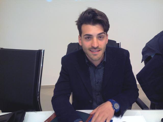 Valerio Geracitano, criminologo esperto dei pericoli del web