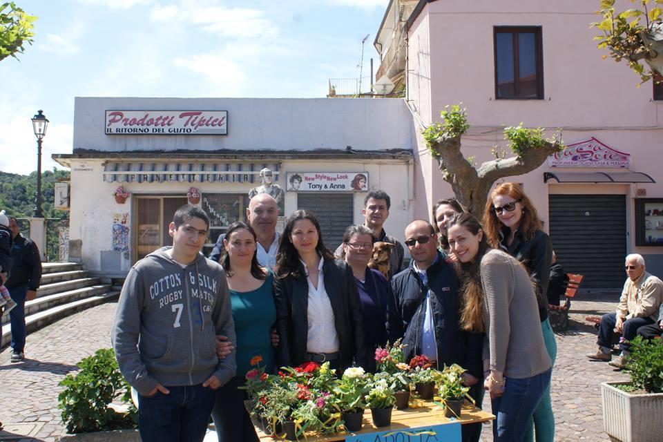 Ambientalisti in piazza
