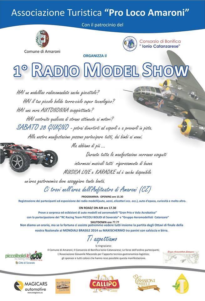 radio model show