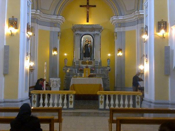 """Squillace, la chiesa di San Pietro """"rimessa a nuovo"""""""
