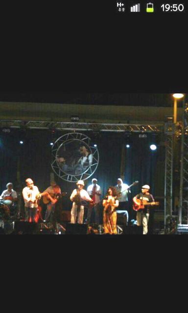 Il concerto di Ciccio Nucera