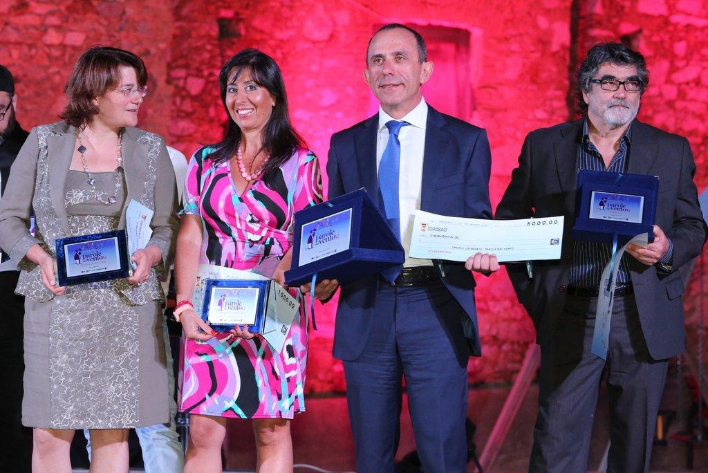 I vincitori dei premi