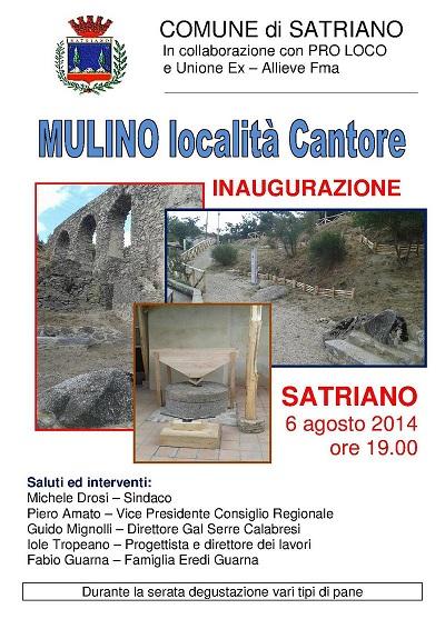 Mulino_Satriano_-_locandina