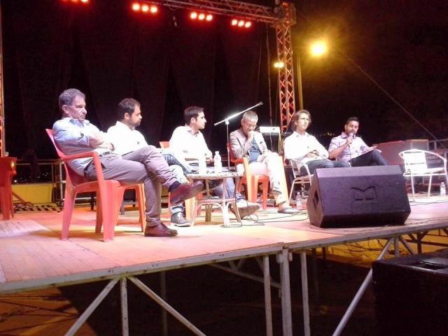 Festa Pd, uno dei dibattiti