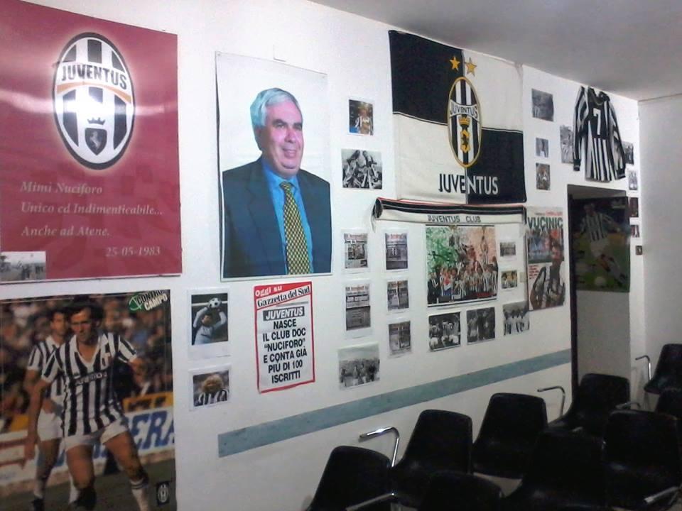 """Lo Juventus Club """"Mimì Nuciforo"""""""