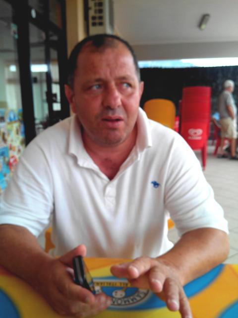 Matteo Celia, da detenuto a padre disperato