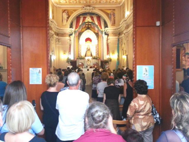 La fede e la devozione di Soverato per l'Addolorata