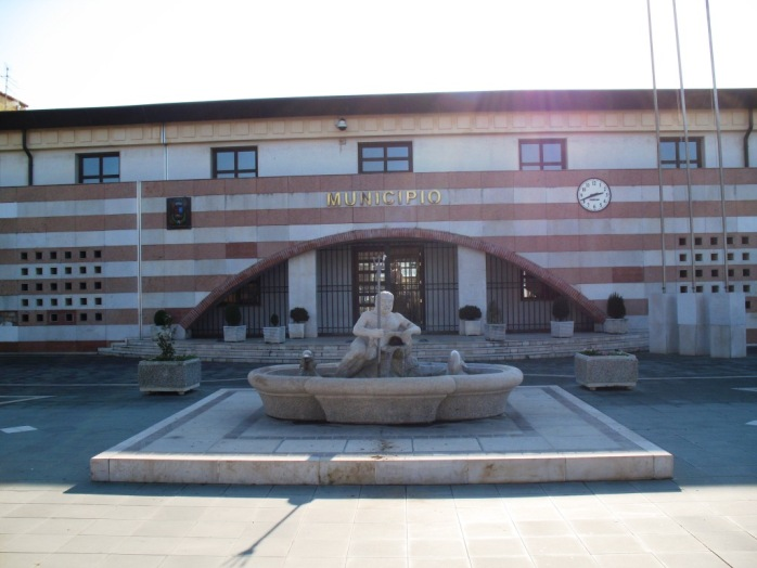 San Ferdinando, il municipio