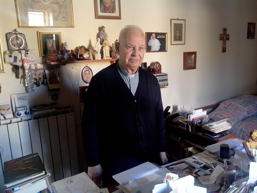 Don Giuseppe Megna, dopo 50 anni di sacerodozio arriva il titolo di monsignore
