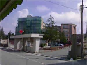 L'ex ospedale San Biagio