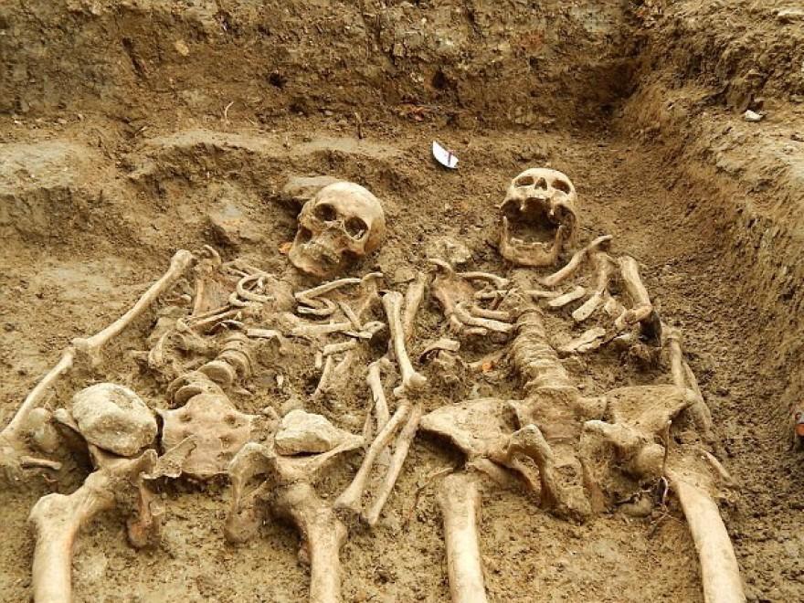 """Gli """"scheletri inglesi"""""""