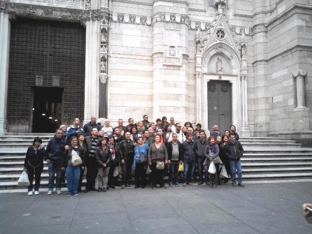 Csm e Centro Diurno a Napoli