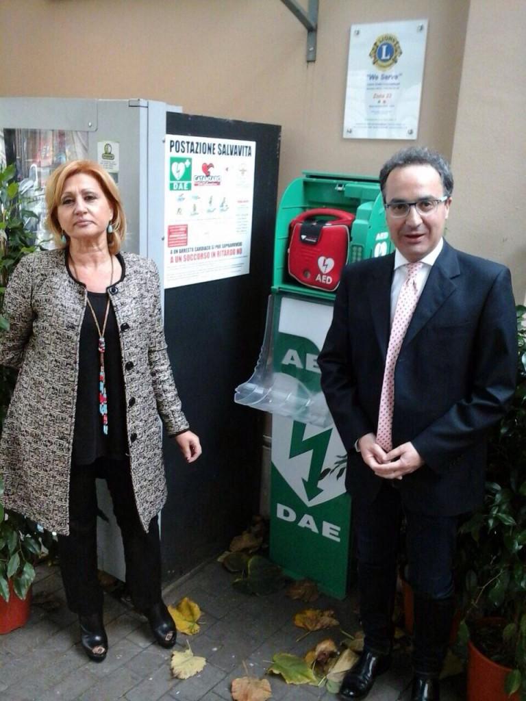 Maria Bitonte e Roberto Ceravolo