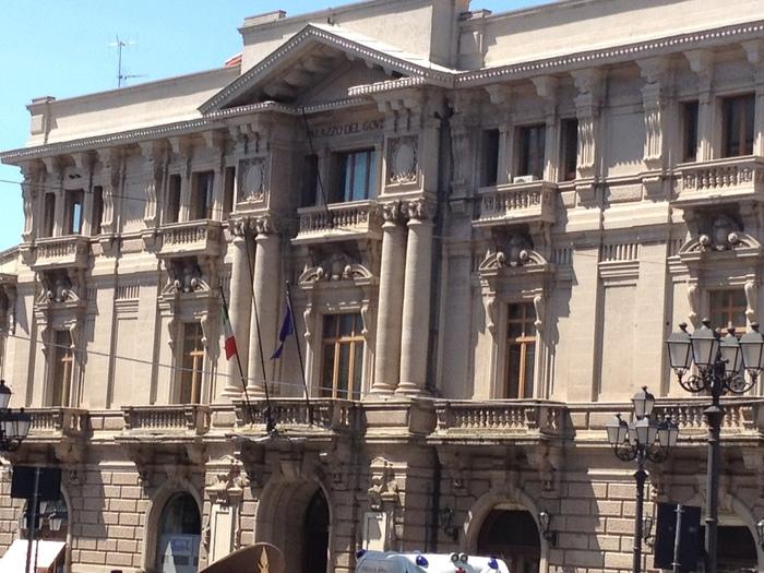 Catanzaro: il palazzo della Prefettura