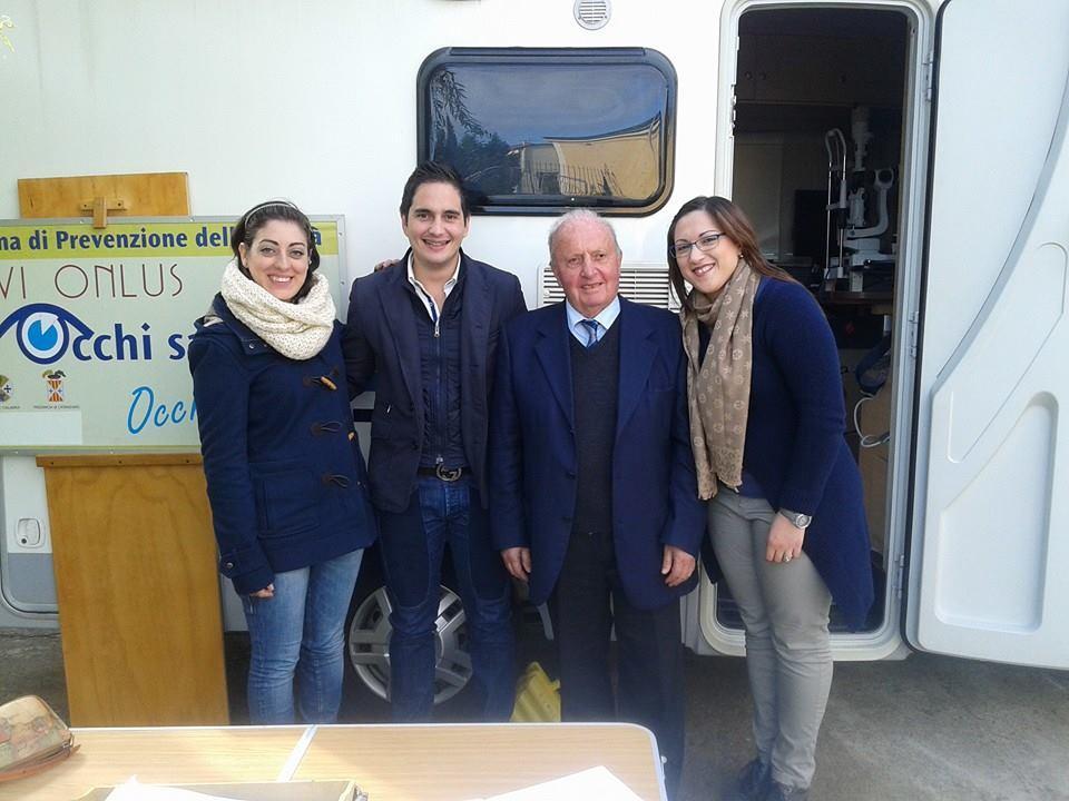Passione per l'ambiente e attenzione alla salute: i volontari Rossella Arena e Giuseppe Gatto