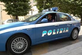 POLIZIA STATO MACCHINA