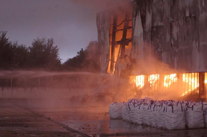 incendio carnevale