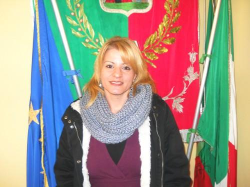 Il segretario del Pd torrese Giuseppina Russomanno