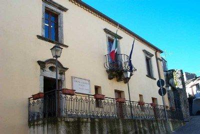 Palazzo Canale, sede del municipio