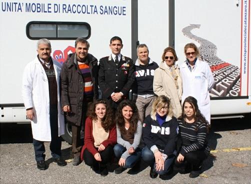 Carabinieri: eroi anche in solidarietà