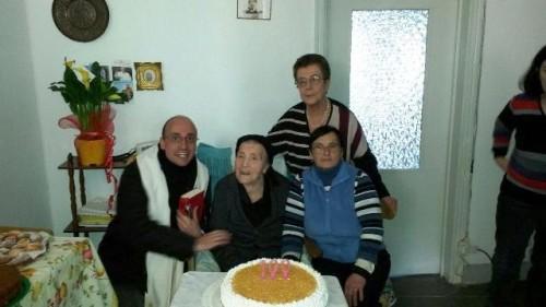 Nonna Peppoina. 100 anni vissuti in preghiera