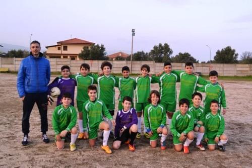 """I """"Pulcini"""" del Real Montepaone sono davvero bravi a scuola di calcio"""