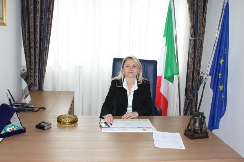 Il commissario Costanza Pino
