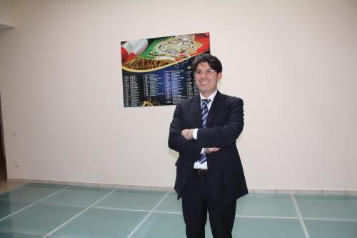 Il sub commissario Francesco Giacobbe