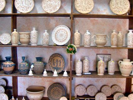 Un flash sulla ceramica di Squillace