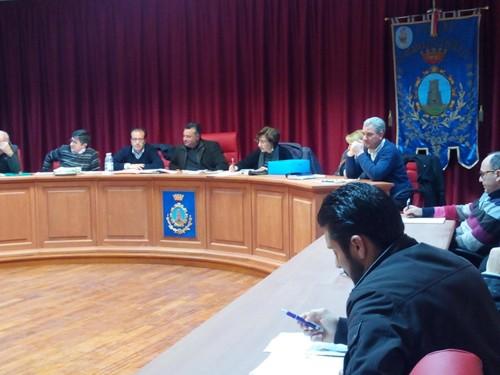 Un consiglio comunale a Chiaravalle Centrale