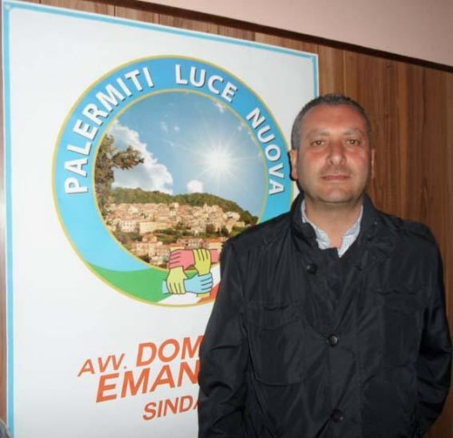 """Domenico Emanuele, candidato a sindaco nelle fila di """"Palermiti Luce Nuova"""""""