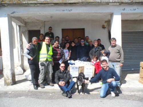 Volontari e amministrazione comunale insieme per l'ambiente