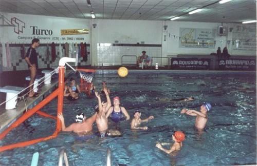 basket acuatico