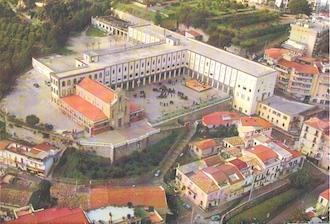 L'Istituto Salesiano visto dall'alto