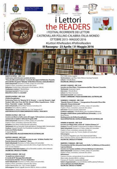 the readers pollino