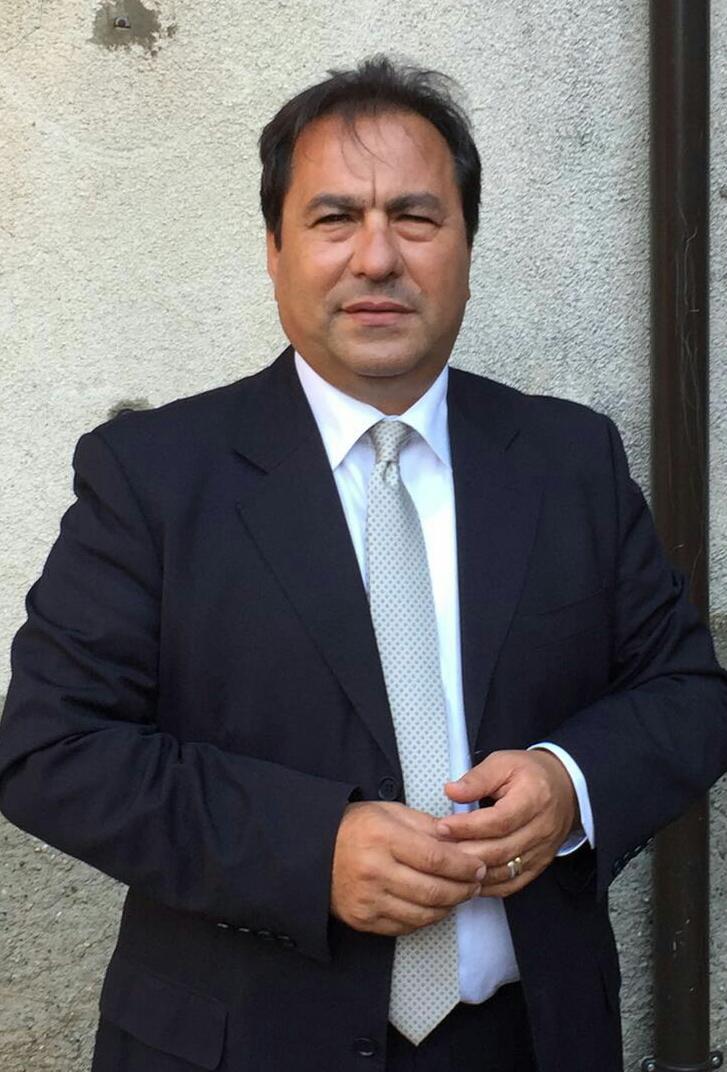 Gino Ruggiero, sindaco di Amaroni