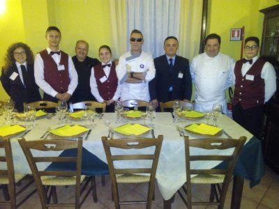 Montepaone cz cena al buio con lo chef anthony - A tavola con lo chef ...