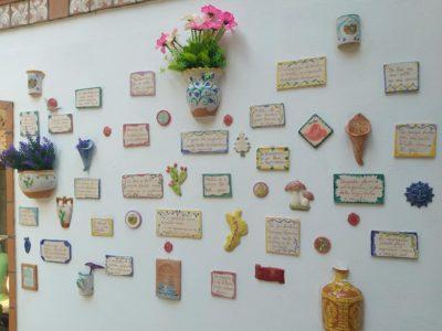 L Angolo Della Ceramica.L Angolo Dei Proverbi A Squillace La Ceramica Diventa